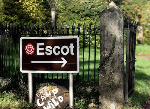 Escot Sign
