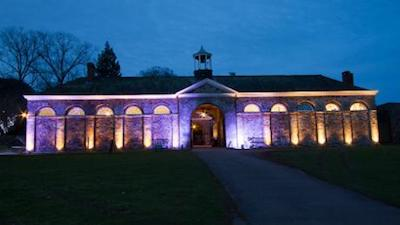 Killerton Christmas Lights